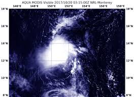 nasa finds heavy rain wind shear and towering clouds in saola nasa