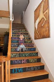 Home Stairs Decoration   top 25 home stairs decorating diy projects architecture design