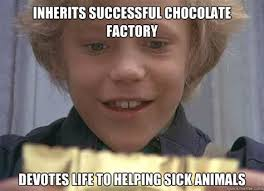 Charlie And The Chocolate Factory Meme - th id oip 7fa3anqvhstfktakq1eywahafx