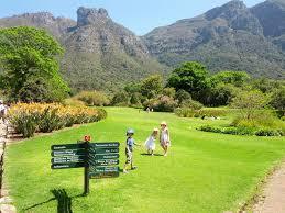 Kirstenbosch Botanical Gardens Kirstenbosch National Botanical Gardens Molly In Cape Town