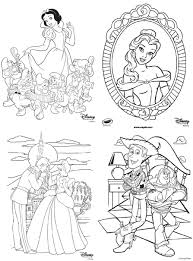 disney thanksgiving coloring pages pictures 3016
