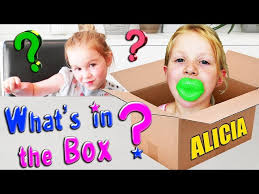 C Est Quoi Challenge Ellie S Magic World Challenge What S In The Box Avec De