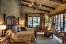 tuscan bedroom decorating rustic italian style in a