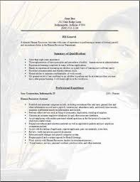 Templates For Resumes Free General Resume Template Free Peoplesoft Administration Sample