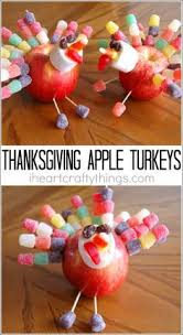 thanksgiving apple turkey craft turkey craft thanksgiving