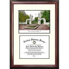 auburn diploma frame diploma frames wayfair