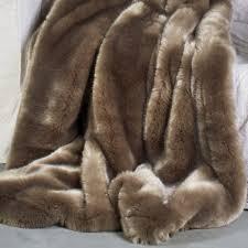Faux Fox Fur Throw Elegant Faux Fur Throws Fake Fur Throw Faux Fur Bed Covers