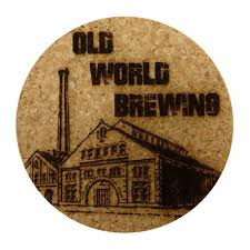 cork coasters cork coasters laser engraved design your tap