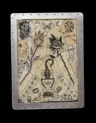 lazarides gallery to bring celebrity tattoo artist scott