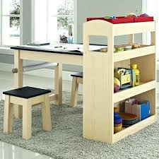 kids art table with storage art tables for kids with storage ghanko com