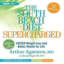 amazon com the south beach diet supercharged faster weight loss