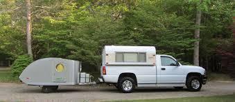 Vintage Ford Truck Camper - this old camper the rebirth of some vintage camper trailers