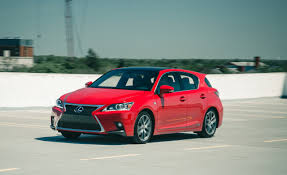 lexus hybrid sport 2014 lexus ct200h f sport hybrid test u2013 review u2013 car and driver
