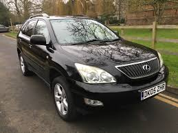 lexus used uk used 2005 lexus rx 300 se l for sale in canterbury kent