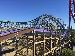 Six Flags Valejo Joker Media Day At Six Flags Discovery Kingdom U2013 Coaster Hub
