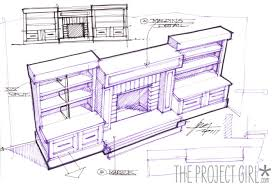 project house mantle plans jenallyson the project fun