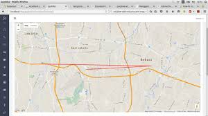 Wisconsin Map Google by Javascript How To Make Google Map Api Polyline With Pin Stack