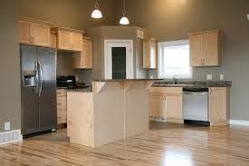 marvelous kitchen island height standard from natural maple with