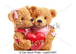 valentines teddy bears teddy bears hugging hugging teddy stock