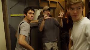 new video gives us behind the scenes look at u0027the scorch trials