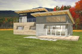 shed roof house modern shed roof cabin plans