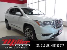 2018 gmc terrain white new 2018 gmc acadia denali 4d sport utility in st cloud 30068