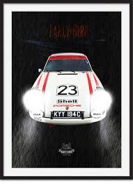 porsche poster car bone porsche posters are now available in the shop u2022 petrolicious