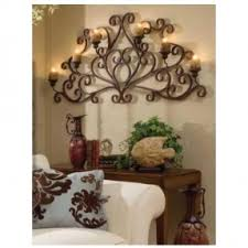 Iron Wall Sconce Wall Sconces Candles Wrought Iron Foter
