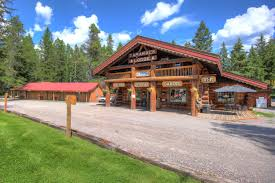 Wedding Venues In Montana The 7 Best Lodge Wedding Venues In Montana Weddingwire