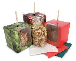 candy apples boxes mod pac stock packaging candy apple pattern folding boxes