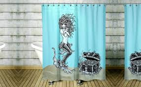 Coolest Shower Curtains Bathroom Shower Curtains Free Home Decor Techhungry Us