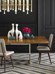 high end dining room tables art deco dining table tags wood and metal dining table 72 inch