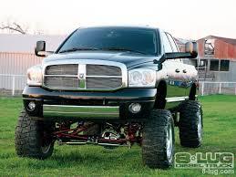 Dodge Ram Cummins Lifted - 2007 dodge ram 2500 custom diesel trucks 8 lug magazine
