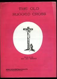 Old Rugged Cross Music Sheet Music