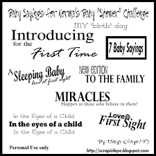 baby boy sayings to baby boy clipart black and white