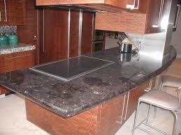 kitchen 7 foot kitchen island double wall oven granite