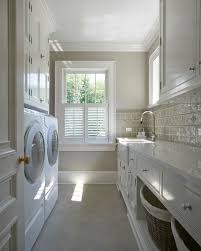 White Cabinets For Laundry Room Beautiful Traditional Laundryroom Laundry Room Design Collection