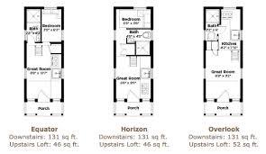 tiny house plans no loft home act