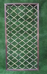 bamboo trellis 6ft x 3ft bamboo