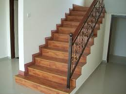 Contemporary Laminate Flooring Add Laminate Stair Nosings House Design