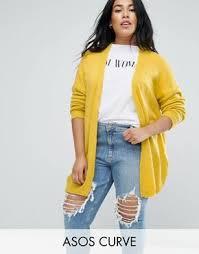plus size sweaters plus size cardigans asos