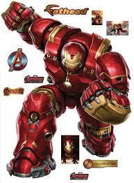 hulkbuster avengers age ultron pinterest best hulkbuster iron man avengers age ultron fathead