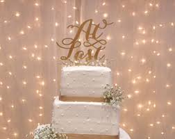 gold wedding cake topper gold cake topper forever always wedding cake topper