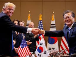How To Draw The Korean Flag Kim Jong Un Says He U0027s U0027open To Dialogue U0027 With South Korea