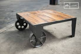 railroad cart coffee table railroad cart coffee table robust full of character pib