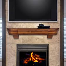 glendale wood mantel shelves fireplace mantel shelf floating