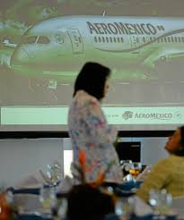 Press Advertising Aeromexico Multi Format Aeromexico To Launch Ontario Mexico City Route Daily Bulletin