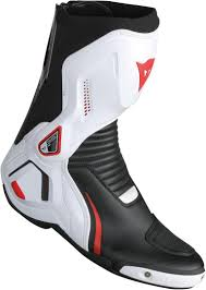 low motorcycle boots dainese course d1 out motorcycle boots black white red dainese