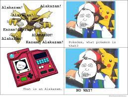 Pokemon Logic Meme - ash are you kidding me ツ memes that make me actually lol
