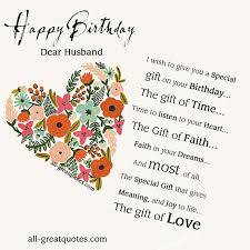 happy birthday husband cards just follow the gallery below and get the wide collection of
